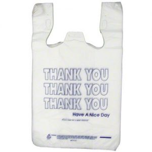 Plastic Carryout Bags